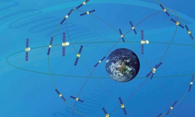 gps全球定位系统_GPS的卫星数量没有北斗多,但为何能做到覆盖全球?_格洛纳斯