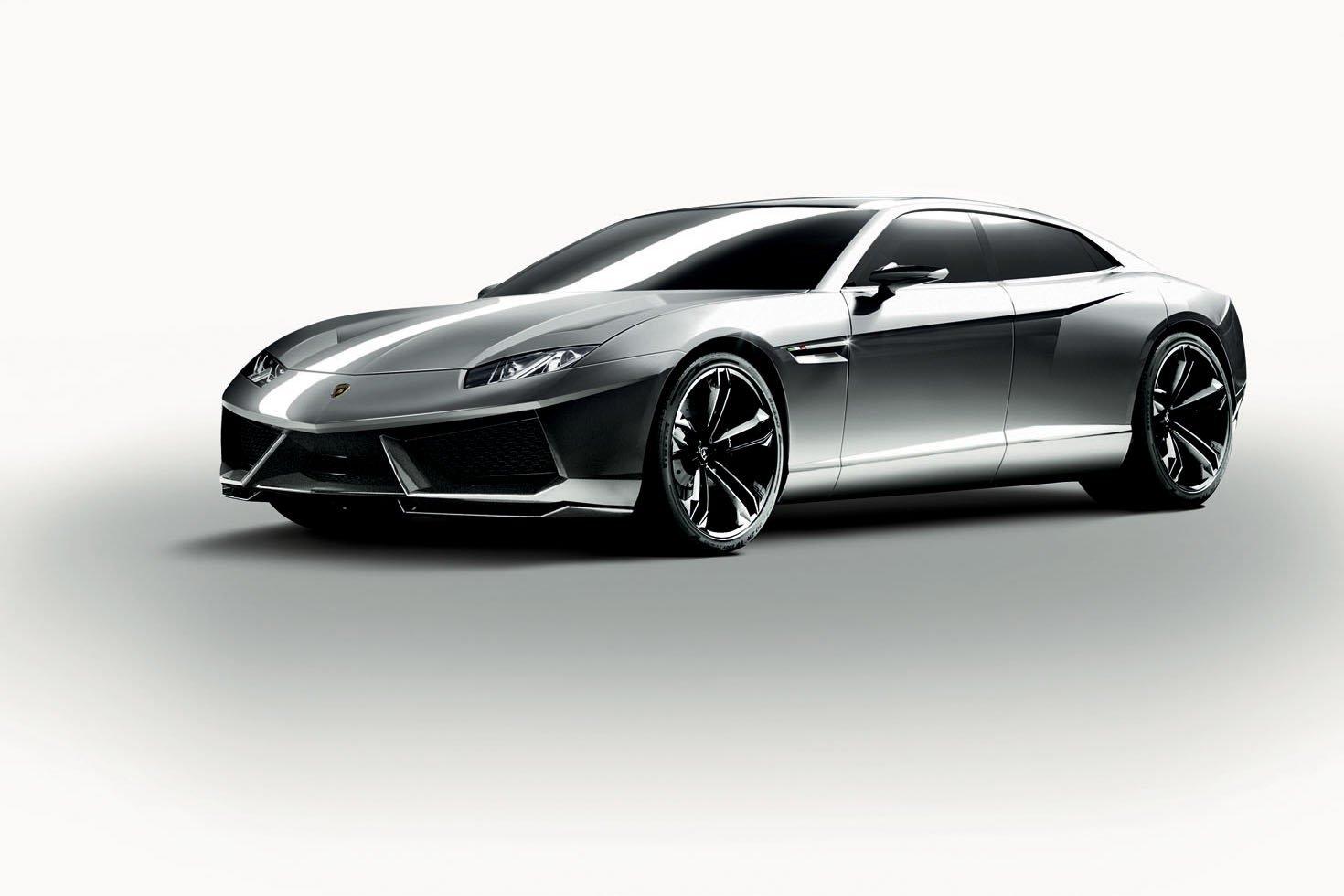 推出2 + 2 GT旅行版兰博基尼 分争市场