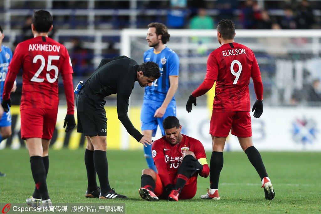 一平三负!BIG4战韩国球队难求一胜 仅鲁能保住1分_蔚山 体育新闻 第1张