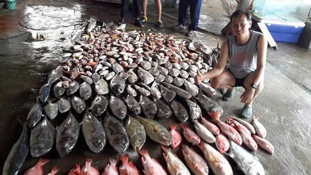 为了海钓我已经家徒四壁,除了钓鱼发家致富我已无别的选择