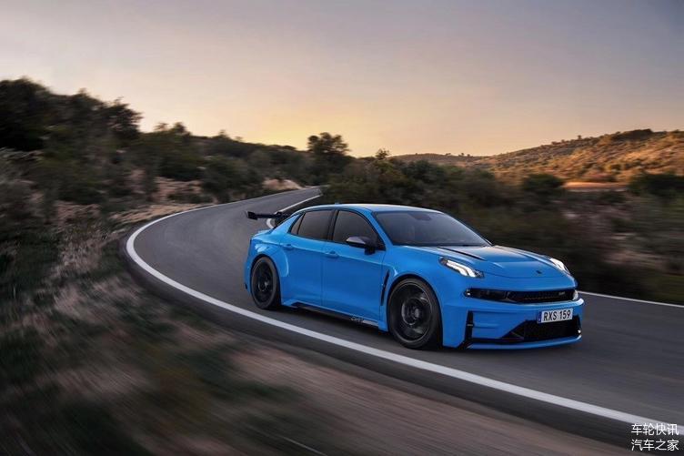 最快的国产车将以03青色在西班牙测试,量产版将在上海车展亮相!
