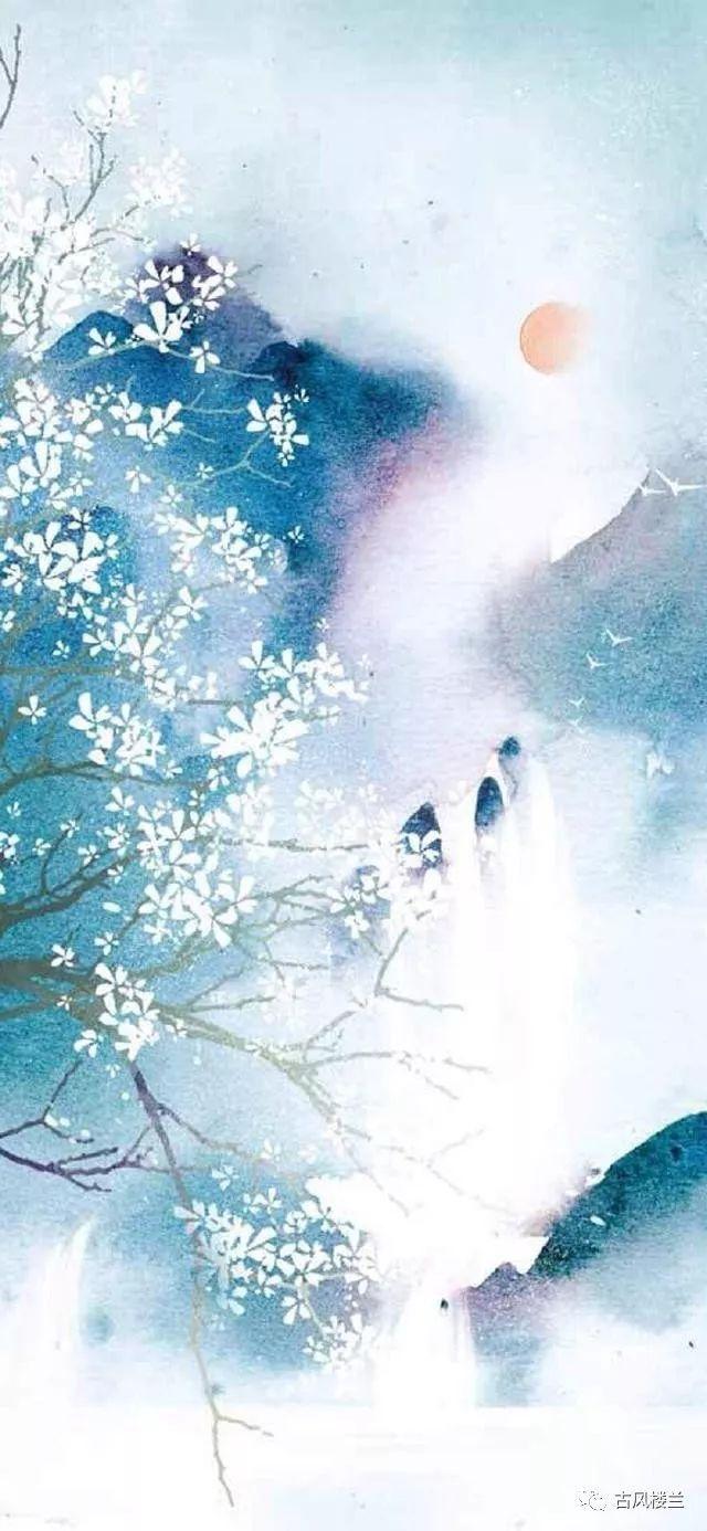 伤感古风风景图片大全集(15张)_风景图片_千千花图片网