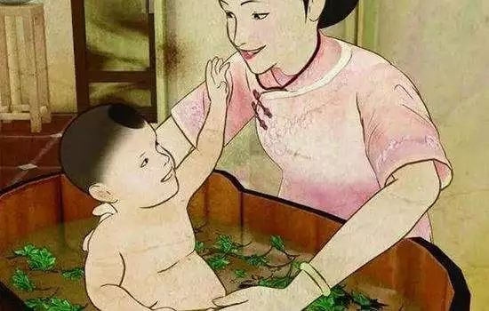 一位客家阿妈用艾草煮水给儿子洗澡,结果没想到...(图6)