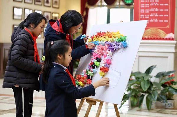 """让数学不再高冷!上海这所学校通过多种方式""""玩转""""数学"""