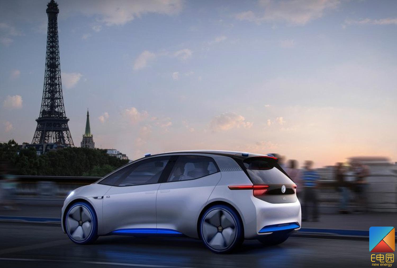 大众I.D.将于5月8日开启预售 首款车型约23万人民币(第1页) -