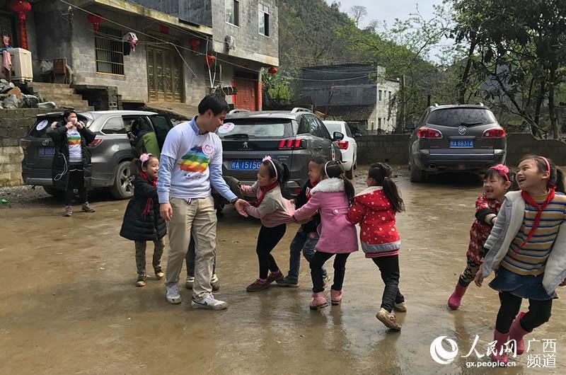 工商银行青年志愿者践行公益 传递爱心