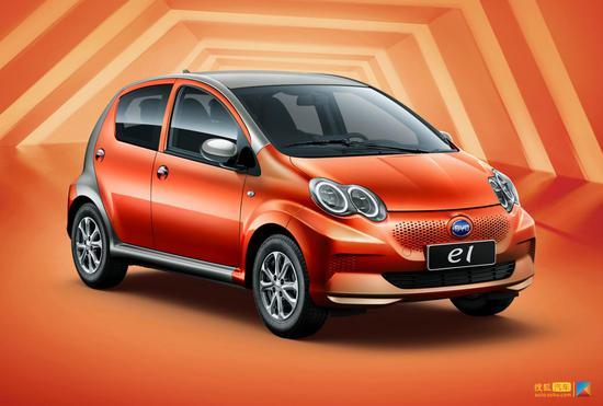 比亚迪子品牌e网旗下新车e1/S2 或将于4月1号预售(第1页) -