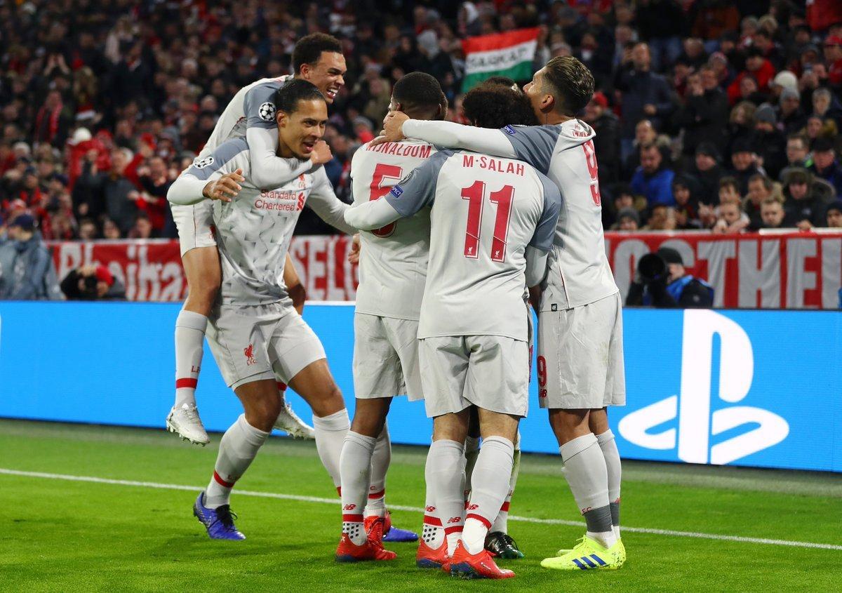 克式红军欧战淘汰赛全胜 英超争冠无碍欧冠前进_利物浦 体育新闻 第1张