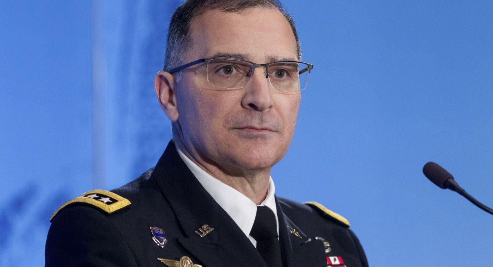 """美上將對俄軍發展表示擔憂 但稱美軍仍有優勢_卡帕羅蒂"""""""