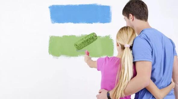 家庭使用油漆也是重点污染源