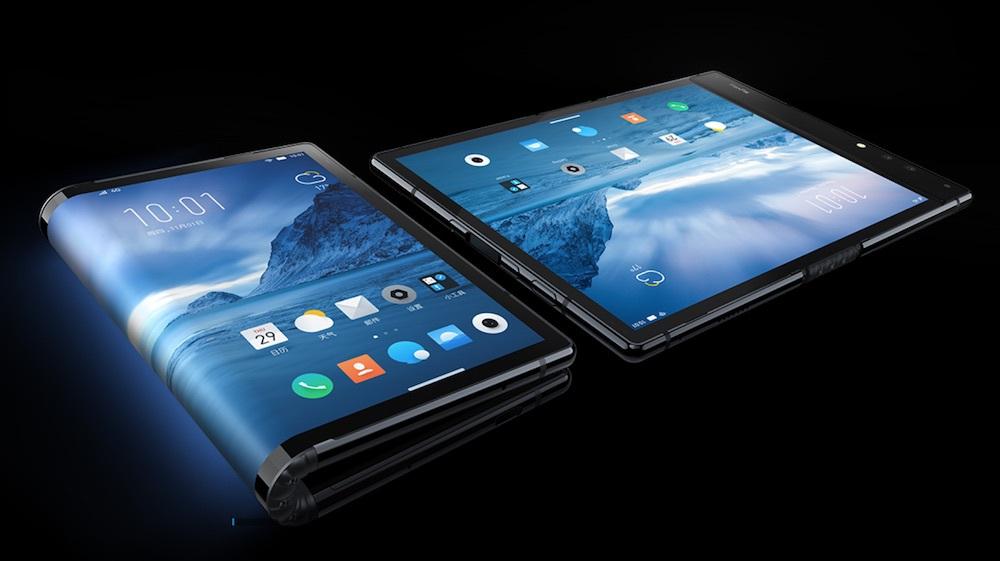 中国柔性屏幕制造商柔宇正在考虑IPO 寻求融资约 10 亿美元