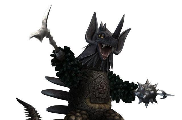 怪兽的变化之路——泰兰特的称霸之路