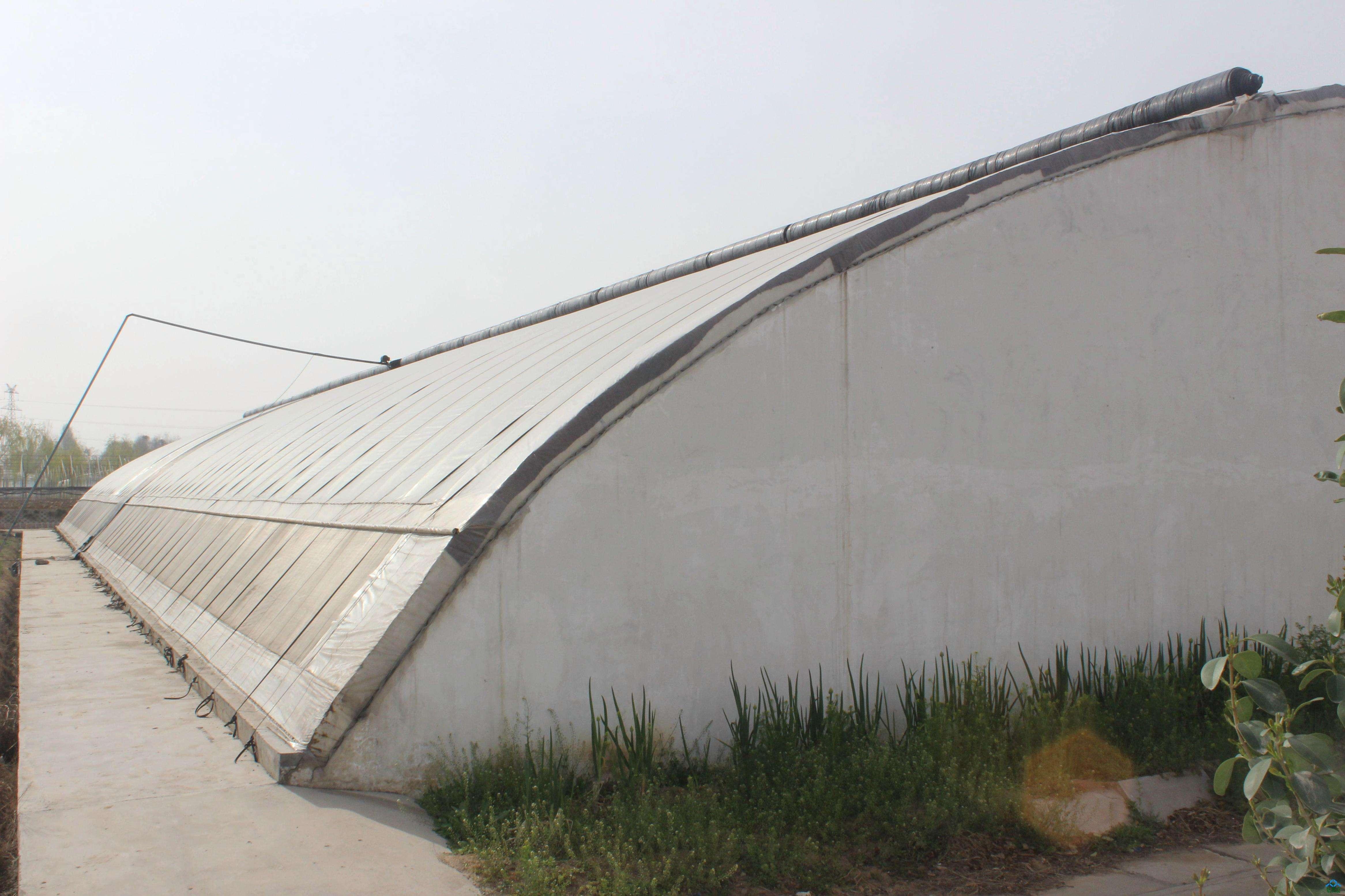 2019年新疆节能日光温室大棚设计建造标准
