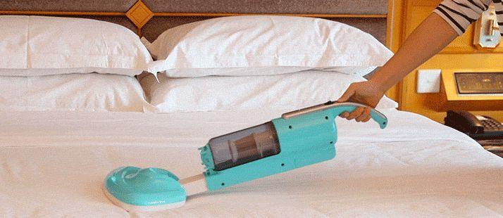 1000万螨虫陪你同床共枕?只需一放,敏捷杀灭全房99.9%螨虫!比传统喷雾好用9275倍