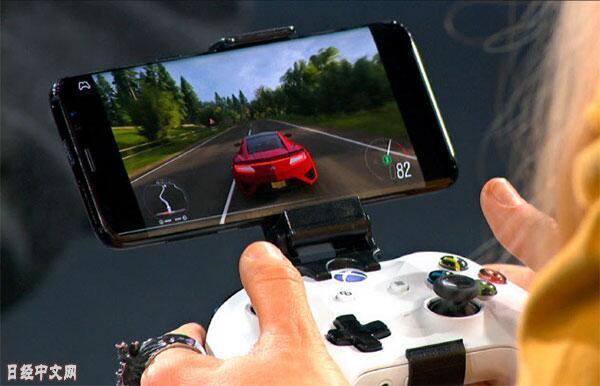 未来玩家将不再需要专用游戏主机,只要有智能手机或平板电脑就能玩游戏