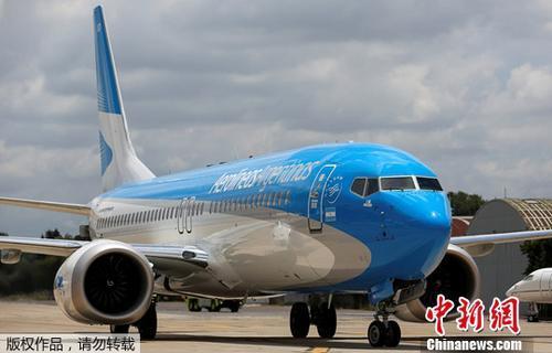 波音公司称暂停交付737 MAX型客机