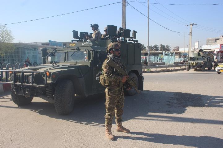 记者手记:阿富汗北部一场令人匪夷所思的冲突