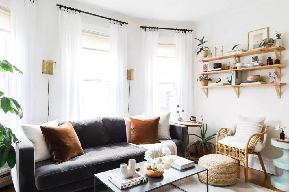 房屋装修隔断的做法,你都知道有哪些?参考下你家适合做哪一种!