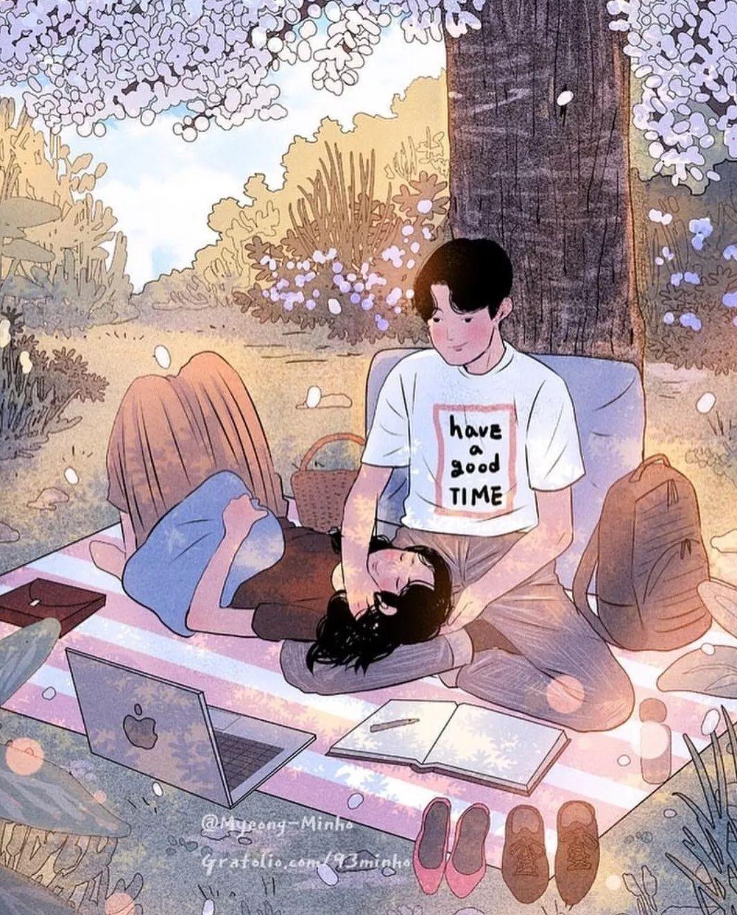这个春天,我想谈恋爱了……