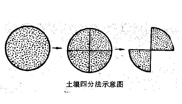 土壤样品采集的原理_土壤样品的采集图片