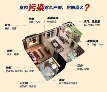 日本樱辉 教你净化室内空气的终极大招