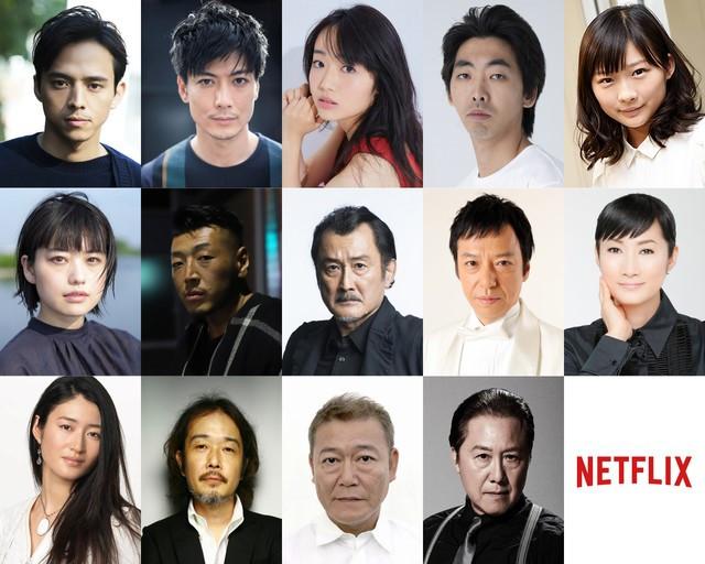 山田孝之主演《全裸导演》 发布追加卡司阵容