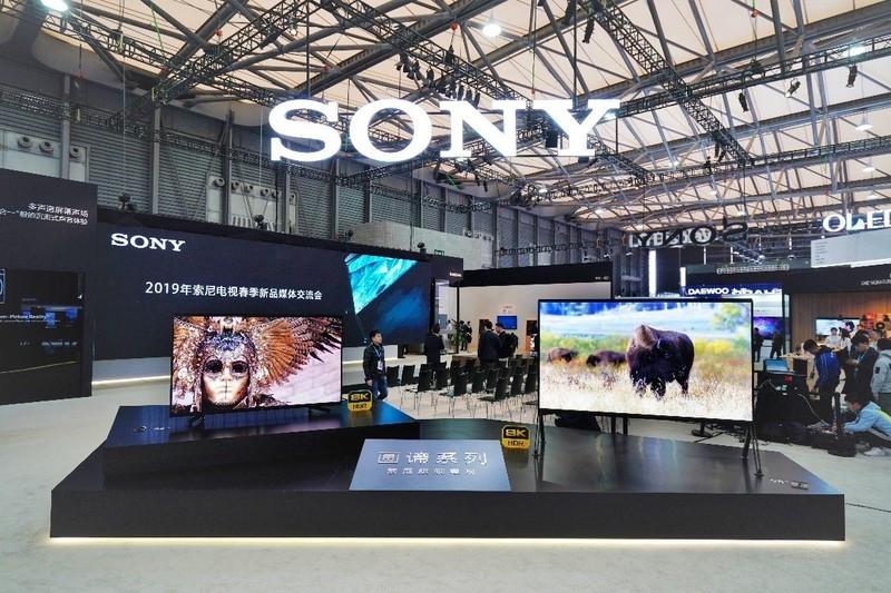 科氪 | 索尼8K HDR产品发布,感受黑科技加持下的液晶电视