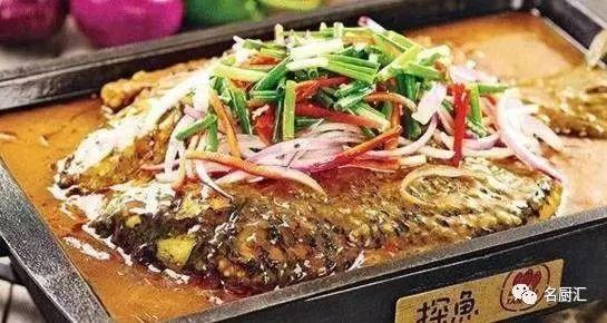 绝密配方:烤鱼值得收藏!