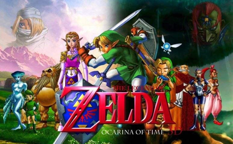 游戏界享誉盛名的几款游戏,没玩过的不能称为游戏玩家!