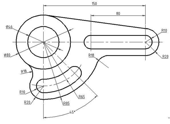 辅助设计大讲堂 04手把手教你用AutoCAD企业vi报价全套设计图片