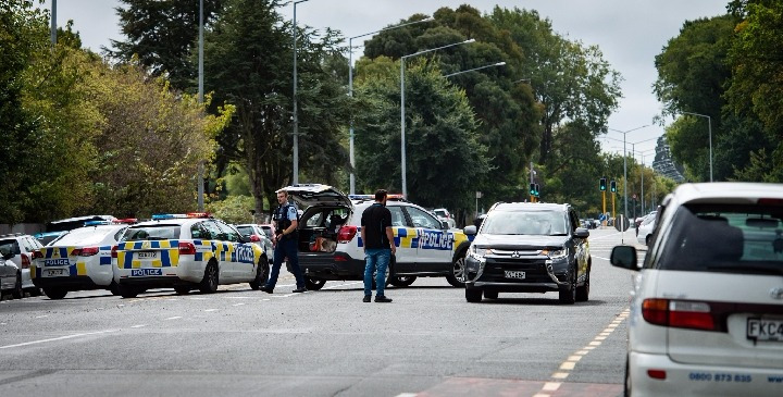 新西兰克赖斯特彻奇市当天发生的枪击事件造成40人死亡
