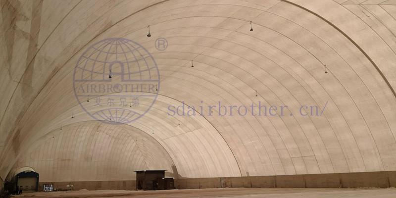 v案例案例兄弟气膜工程:由河南艾尔正文典型建筑在青岛钢铁厂城建的df建筑设计图片
