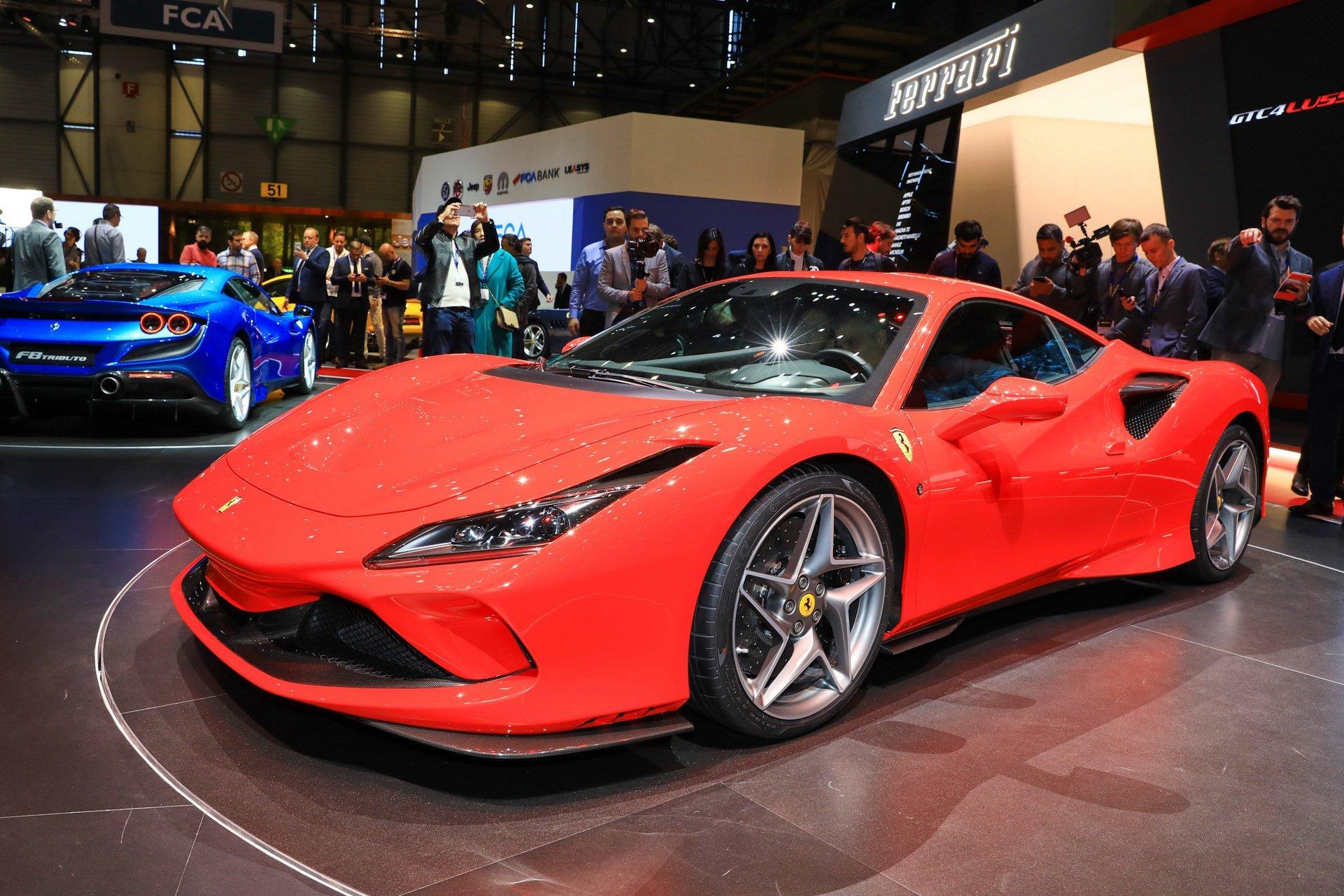 法拉利F8 Tributo的继任者将是新平台还是混动