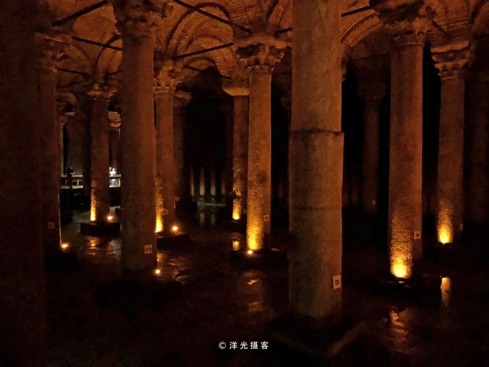 007在此取景,世界最年夜的地下水宫殿,伊斯坦布尔最神秘的处所