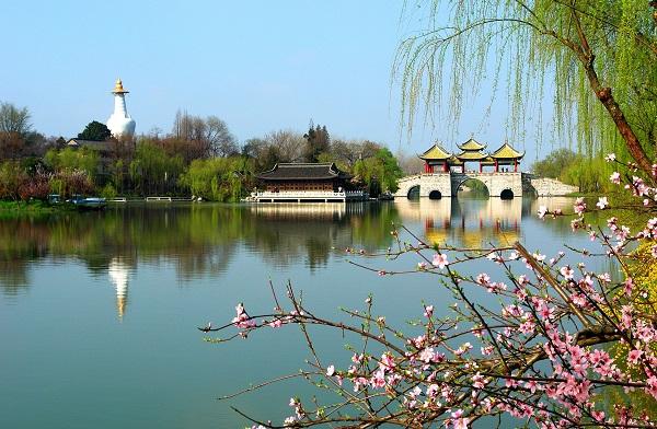 烟花三月下扬州,扬州的三月你真的不想去看看吗?