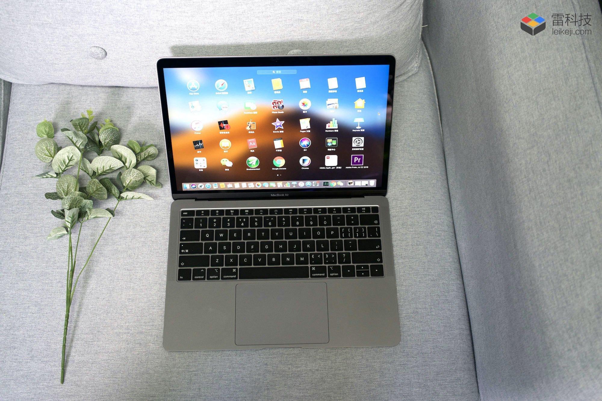 MacBook Air 2018 100天體驗:優缺點都明顯