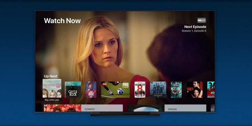 彭博社:苹果电视服务的内容主要来自合作伙伴