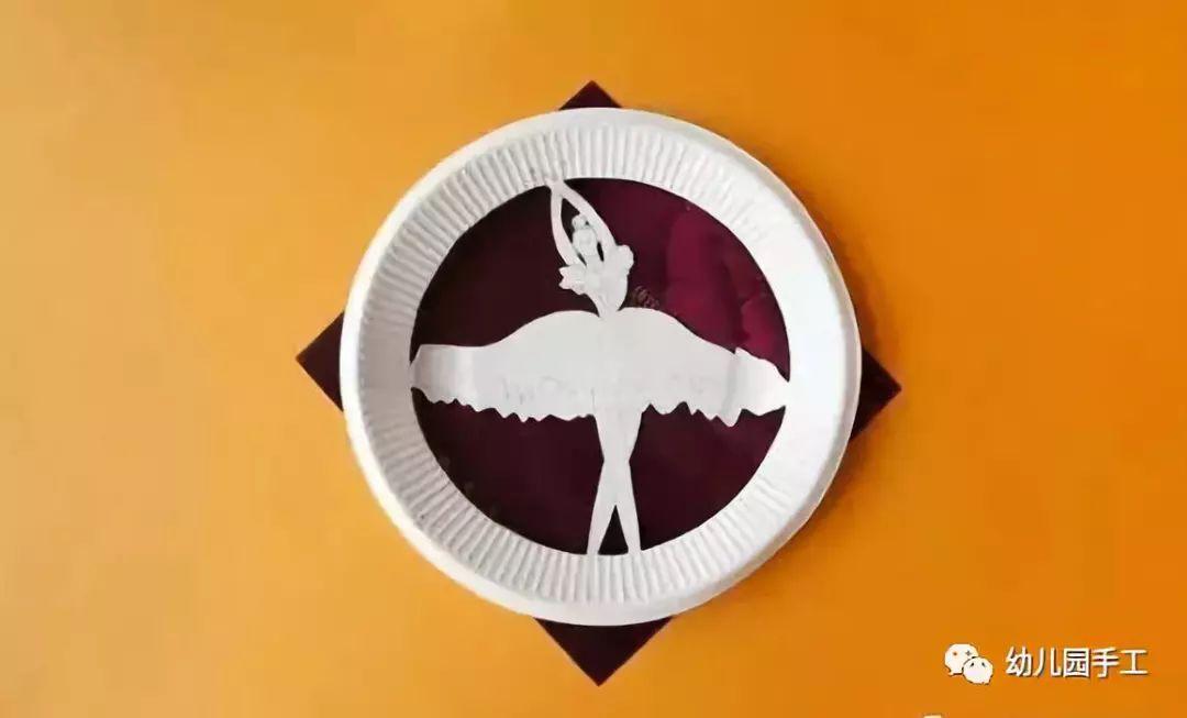 【纸盘手工】震惊!颜值逆天!这纸盘创意手工太艳丽了!