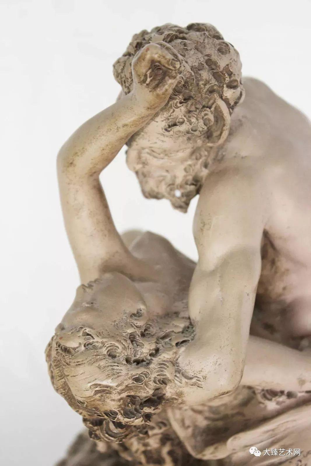 农村人体艺术家_法国艺术家   albert carrier-belleuse 人体雕塑作品