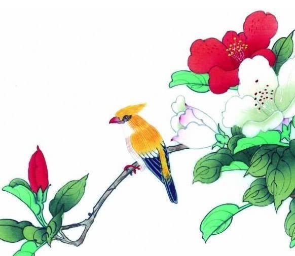 花鸟国画0095