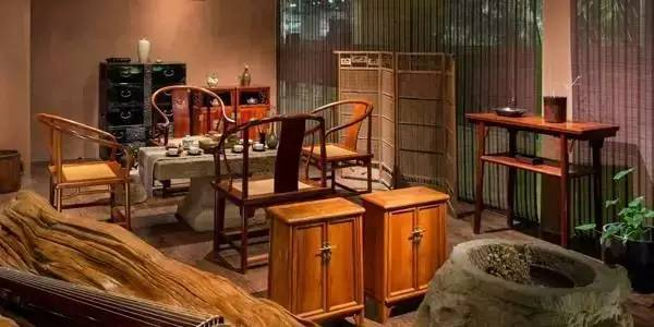 红木家具广为流传的典故传说-实木楼梯