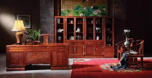木主生发!不得不知的红木家具风水宜忌-缅甸花梨