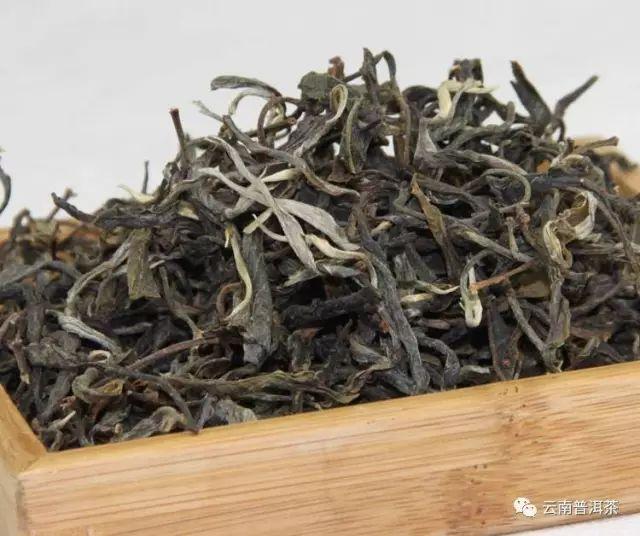 """普洱茶十大名产区之""""曼松""""""""那卡"""""""