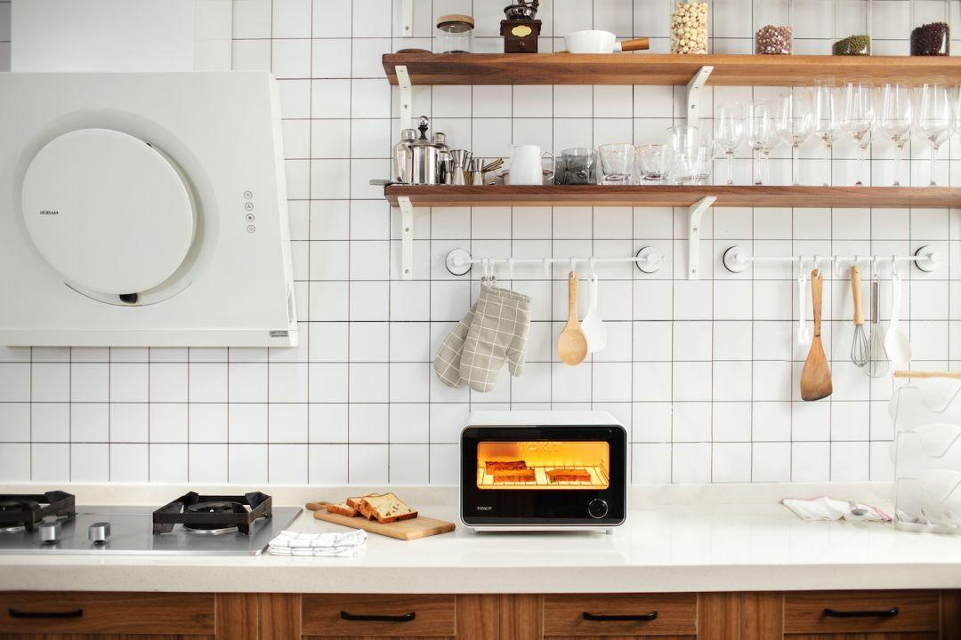 边做饭还能生成短视频,这台智能电烤箱的想法很特别 | 极客酷玩