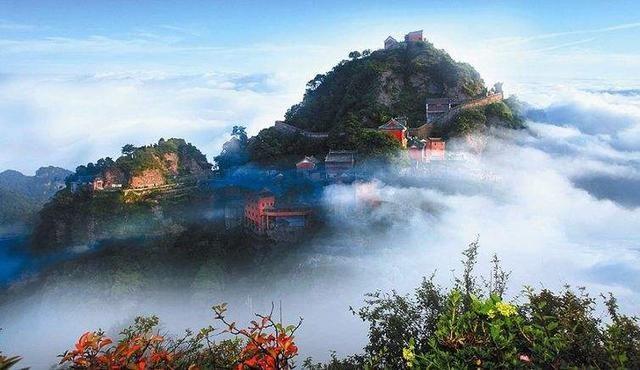 中国最赚钱的山:年收入近53亿,不是泰山和黄山,知道是哪里吗?