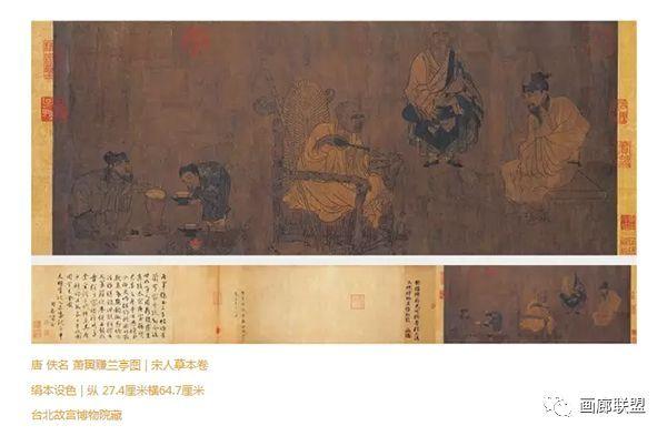 歷代茶畫(史上最全,不收藏可惜啦~~)