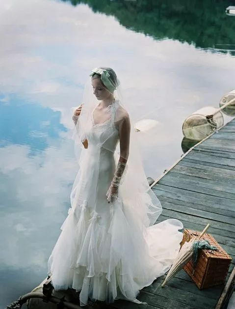 婚汇 12星座婚纱配对,白羊双子美到窒息
