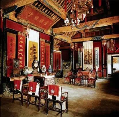古代大户人家,都是如何布置客厅的?-红木知识