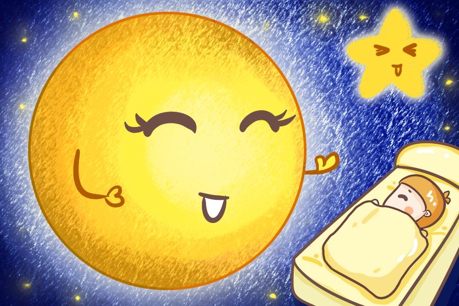 宝宝睡觉时有微笑的表情,多数都跟这些方面有关,中了一个就很好