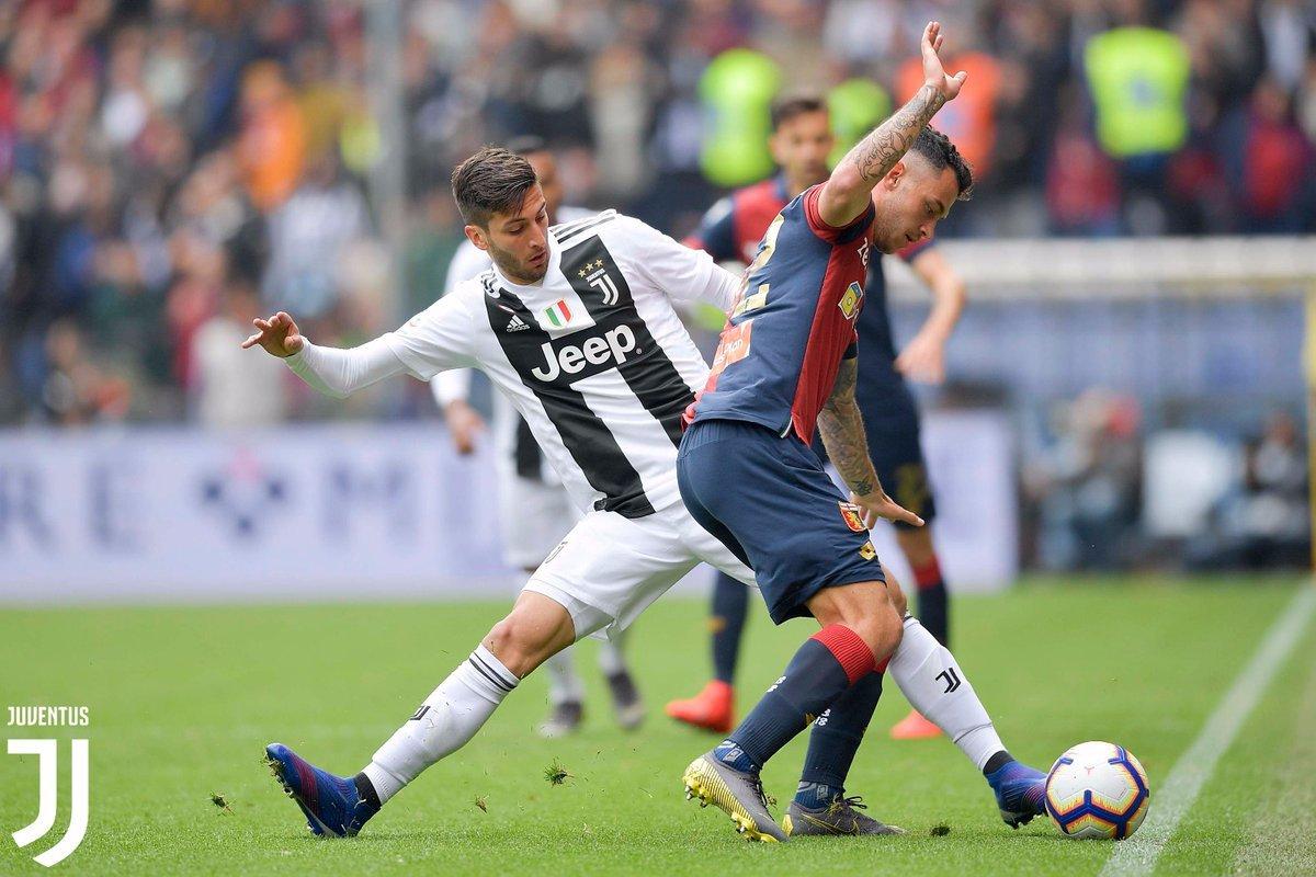 意甲-C罗轮休旧将反戈 尤文0-2热那亚遭联赛首败